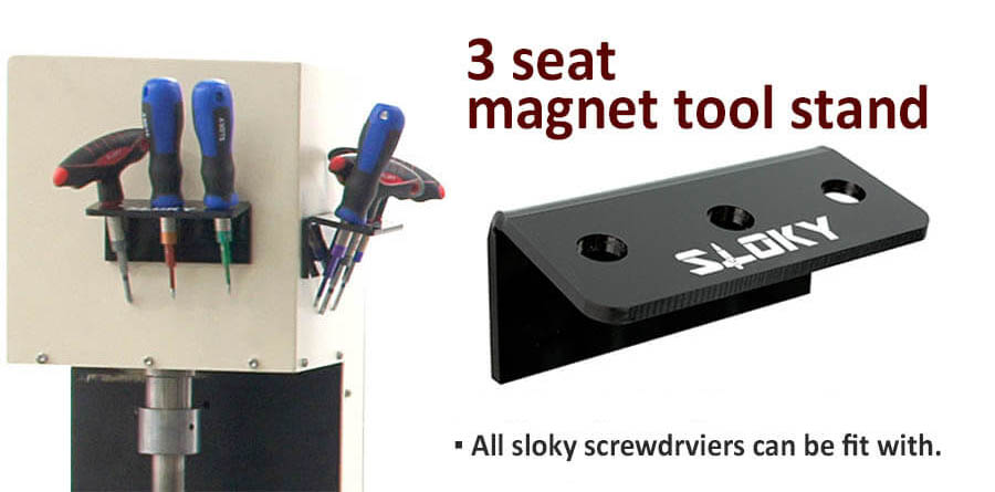 SLOKY 3 seat magnet tool stand_2