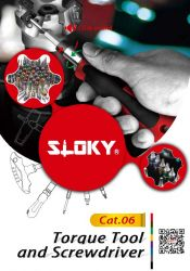SLOKY Torque Screwdriver_English edition