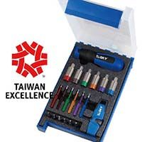 Congratulations, SLOKY Torque Screwdriver won the 2019 Taiwan Excellence Awards