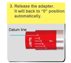 Release adapter