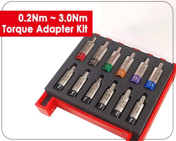 SLOKY_12PC Torque Adapter Set