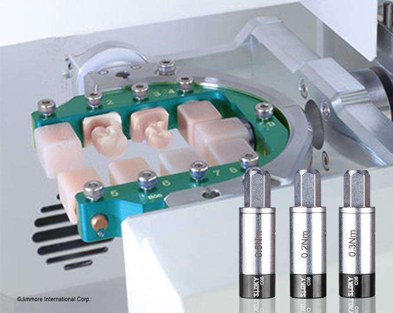 SLOKY application_tooth mold_Dental milling