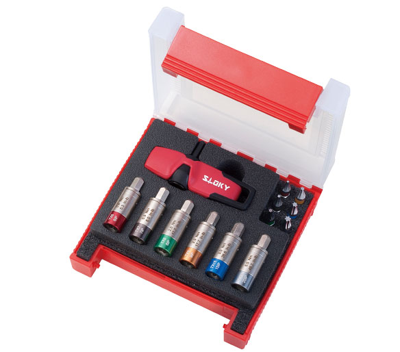 Smart Kit Adjustable Torque Screwdriver Set