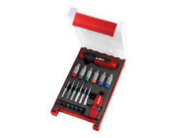 multi screwdriver kit, multi bit screwdriver